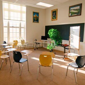 classroom 300sq